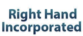 Right Hand Inc., Logo